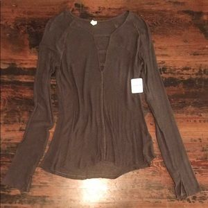 Intimately FREE PEOPLE Layering Top
